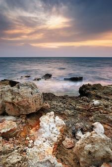 Burza morska