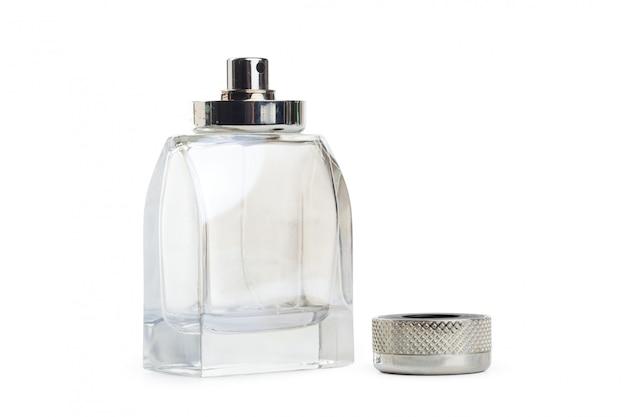 Butelka odizolowywająca na bielu pachnidło
