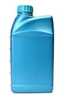 Butelka oleju silnikowego