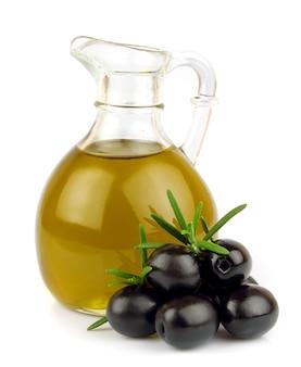 Butelka oliwy z oliwek