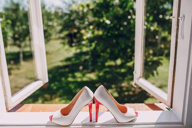 Buty z obcasami