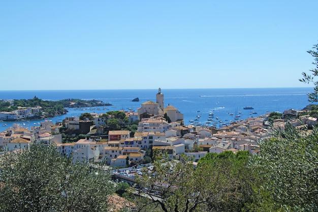 Cadaques, costa brava, katalonia, hiszpania