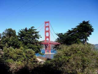 California, goldengate