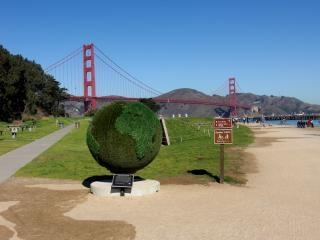 California, świat