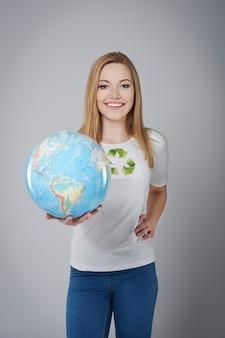 Cały świat jest w naszych rękach