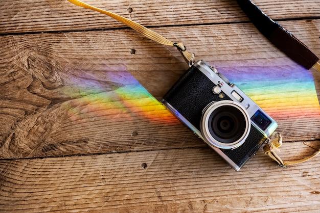 Camera capture photograph media light