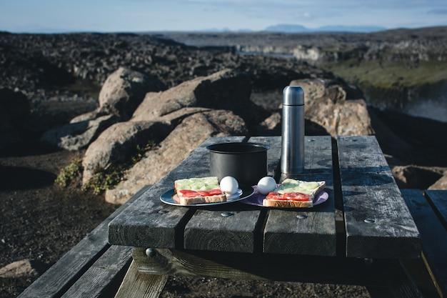 Camping w przyrodzie