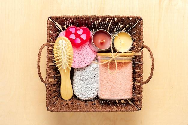 Care box zestaw ekologicznych kosmetyków