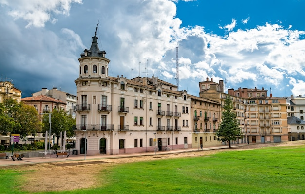 Casa borau w jaca hiszpania