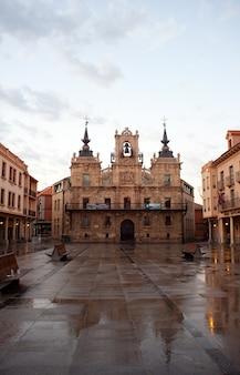 Casas consistoriales w astorga