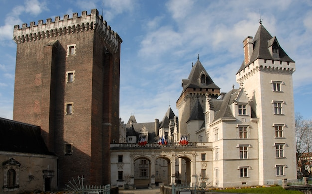 Castel of pau
