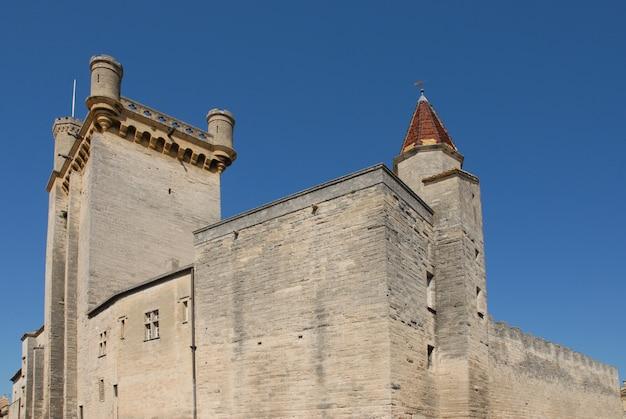 Castel of uzes
