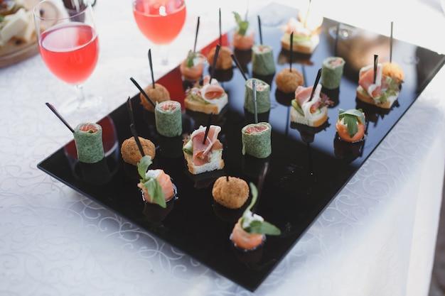 Catering do różnych produktów spożywczych