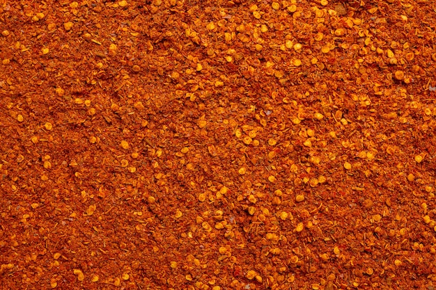 Cayenne suszony pieprz tło