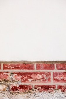 Ceglana ściana tekstury
