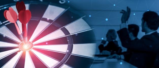 Cel biznesowy cel dla strategii strategii sukcesu