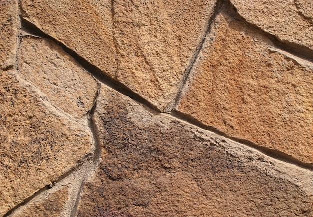 Cementowy tło z krakingowym