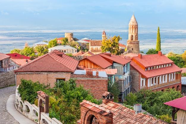 Centrum miasta sighnaghi