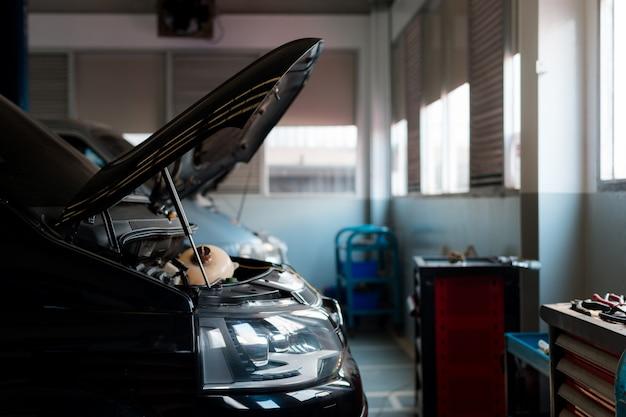 Centrum naprawy i serwisu samochodów