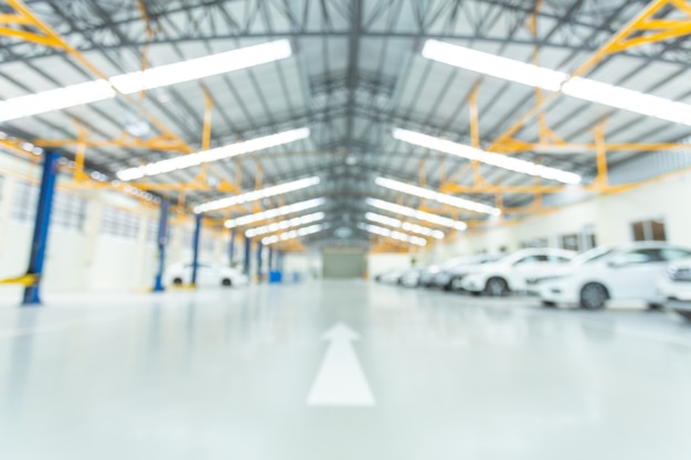 Centrum serwisowe samochodów