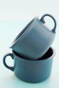 Ceramiczne kubki