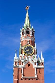 Cerkiew wasyla błogosławionego, moskwa, rosja, plac czerwony