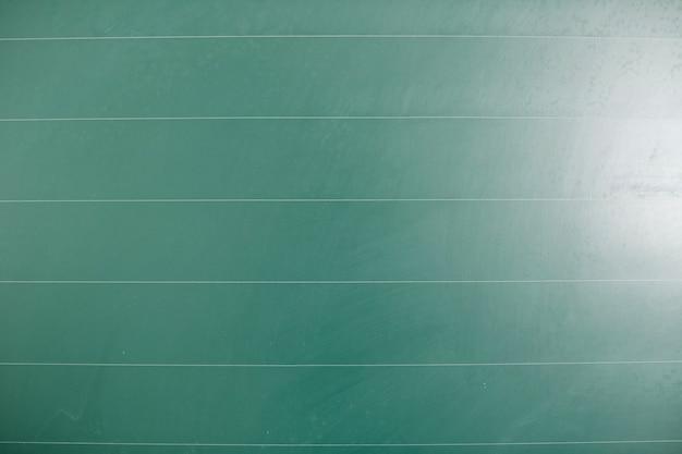 Chalkboard w poziomej linii