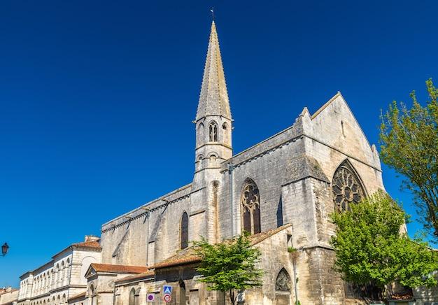 Chapelle Des Cordeliers, Kaplica W Angouleme - Francja, Charente Premium Zdjęcia