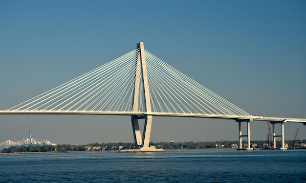Charleston południowa karolina dopływ bridge bay