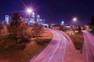 Charlotte jest największym miastem w sta