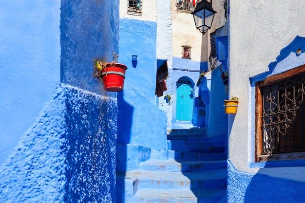 Chefchaouen w maroku