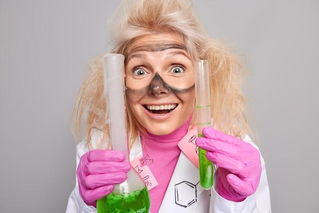 Chemik w drodze do sukcesu