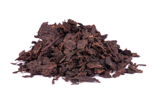 Chińska herbata shou puer