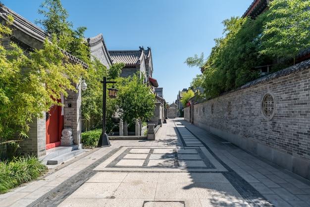 Chińska klasyczna architektura dziedzińca