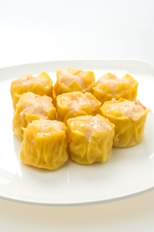 Chińska kluska na parze
