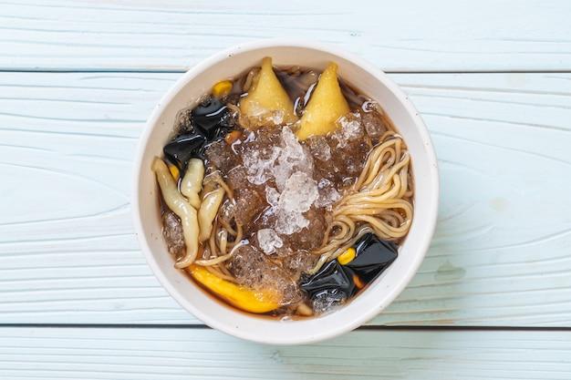 Chińska miska deserowa (bok kia) - hainan chiński deser