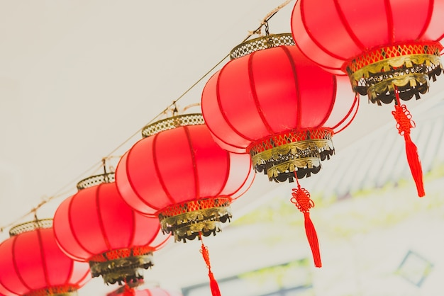 Chiński lampion