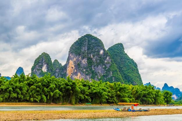 Chiński podróż słoń świt starożytny