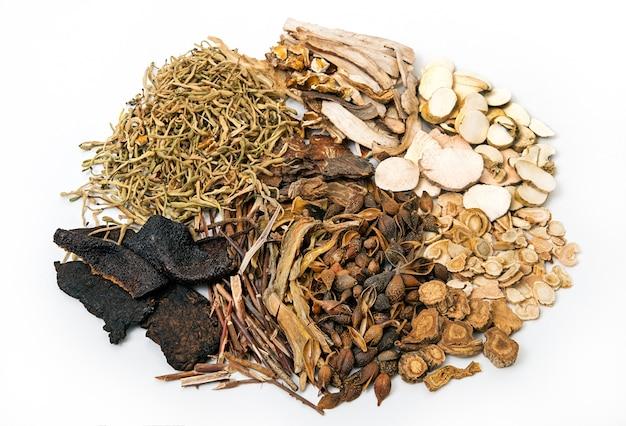 Chiński tradycyjny lek ziołowy
