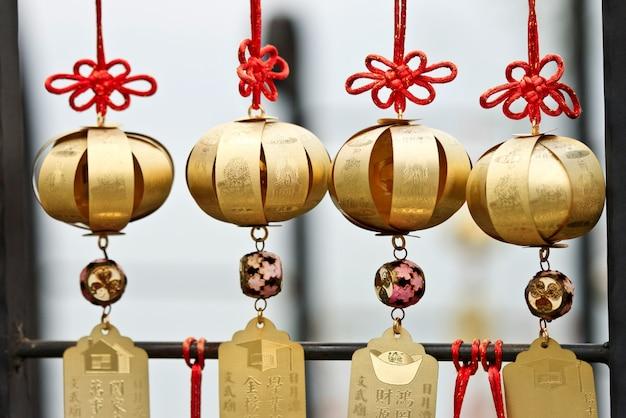 Chińskie akcesoria kulturowe