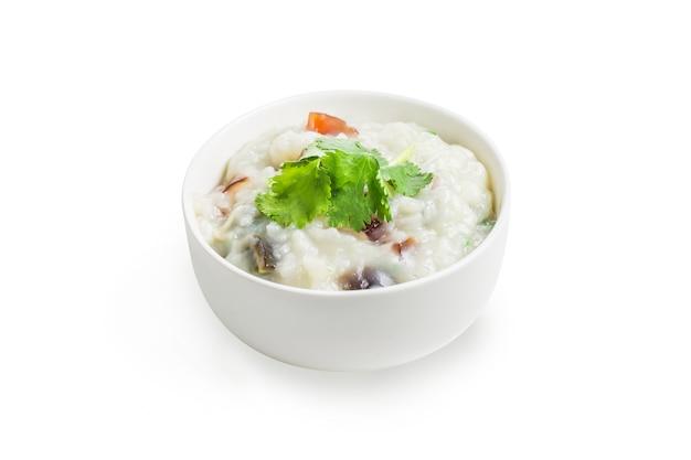 Chińskie jadło, century jaj i congee