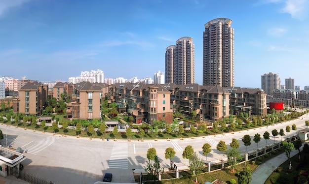 Chińskie osiedla mieszkaniowe