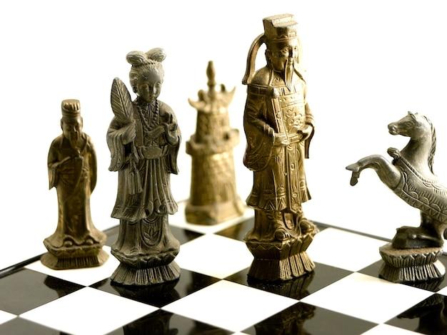 Chińskie szachy
