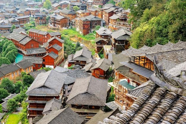 Chiny guizhou xijiang miao village