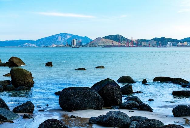 Chiny xiamen morze