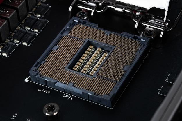 Chipset gniazda procesora 1150 płyta główna
