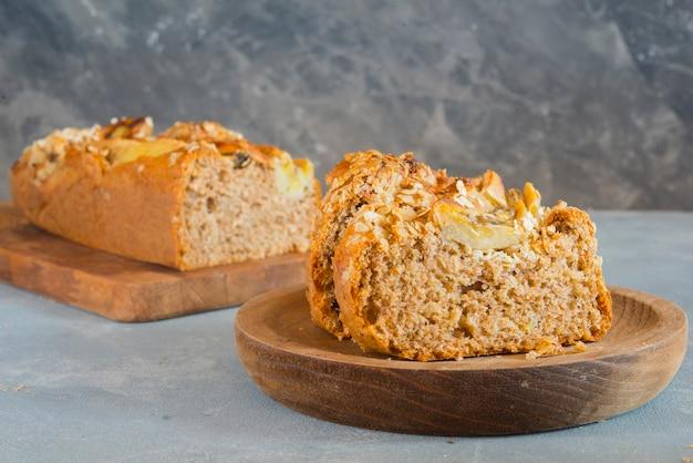Chleb bananowy bez glutenu
