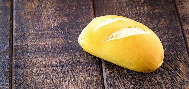 Chleb brazylijski znany jako chleb francuski, bagietka lub chlebek