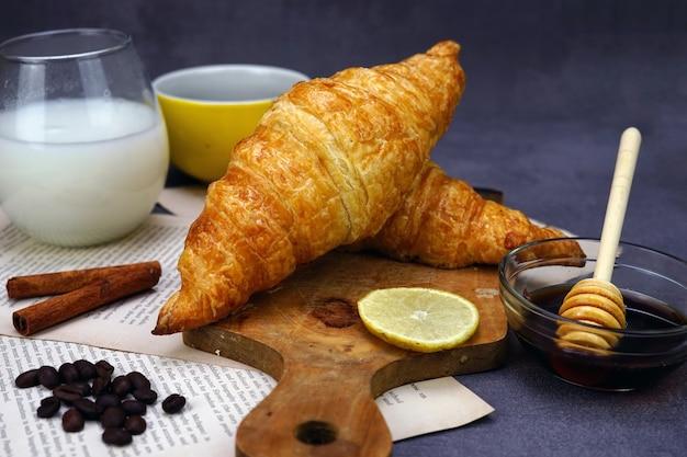 Chleb croissant
