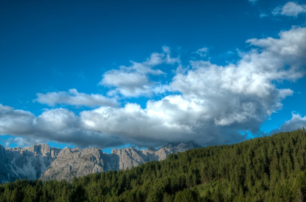 Chmury nimbus